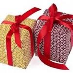 Primed uvek daje poklone