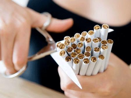 Recite zbogom cigaretama