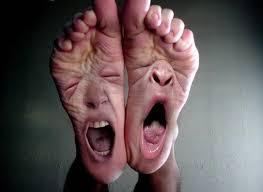 stopala koja govore