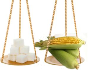Beli šećer VS glukozno-fruktozni sirup: manje od dva zla