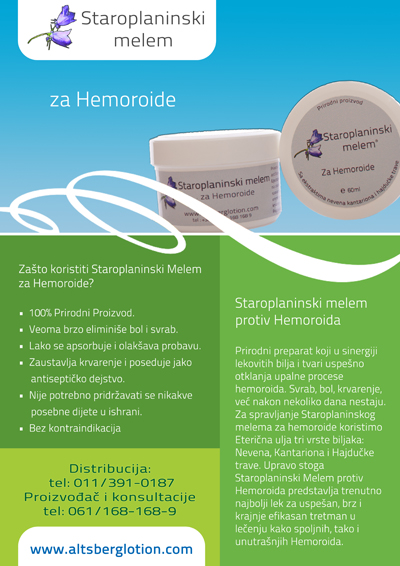 Prirodno lečenje hemoroida